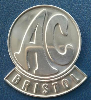 AC OWNERS CLUB CAR BADGE BRITISH BRISTOL mini cooper MG morris minor