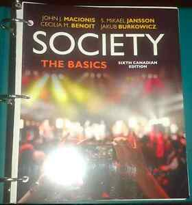 Society The Basics 6th Edition