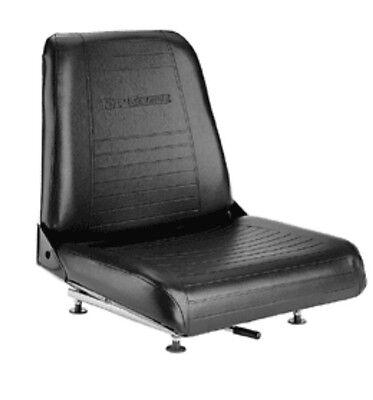 Universal Vinyl Forklift Seat Nissan Clark Hyster New Lot Of 5