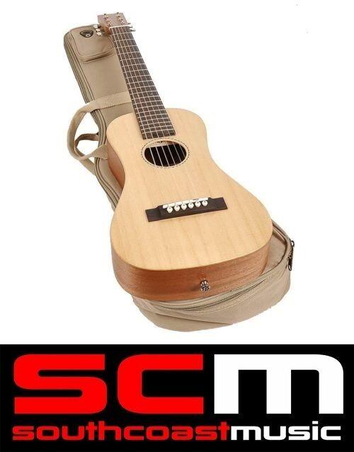 SX TG1 TRAVELLER GUITAR TRAVEL GUITAR with Bag