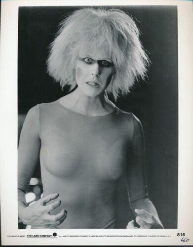 DARYL HANNAH - BLADE RUNNER - ORIGINAL PUBLICITY PHOTO - 1992