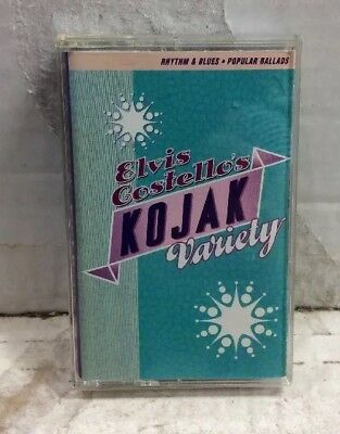 Elvis Costello Kajak Variety Cassette  for sale  Shipping to Canada