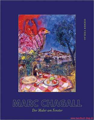Fachbuch Marc Chagall, Der Maler am Fenster, Kathedralfenster, statt 29,90€ TOLL
