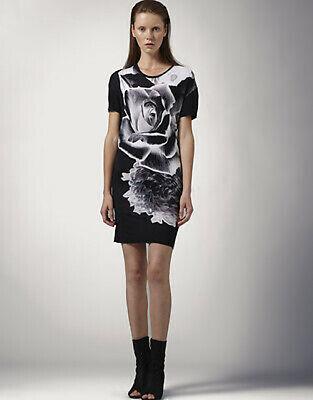 Women's JONATHAN SAUNDERS Dress Black Size UK8/S/Small/EU36