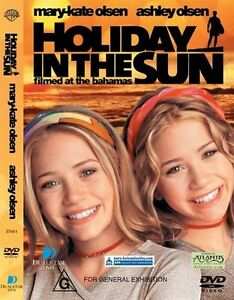 Holiday In The Sun (DVD, 2002)