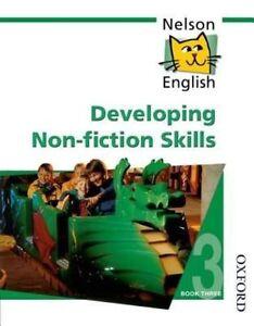 Nelson-English-Developing-Non-Fiction-Skills-Book-3-von-John-Jackman-2000