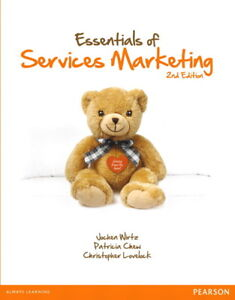 Essentials Of Services Marketing 2nd edition