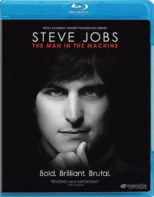 STEVE JOBS: THE MAN IN THE MACHINE NEW BLU-RAY