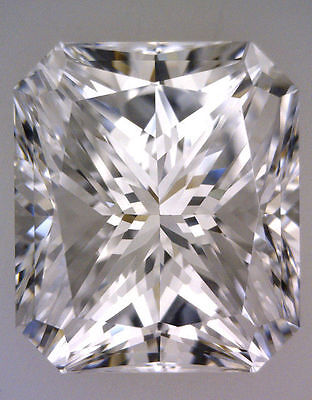 1.51 carat Radiant cut Diamond GIA certificate H color VS2 clarity no fl. loose
