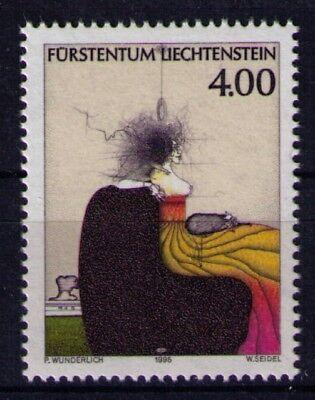 (957) div. Liechtenstein ** Mi.-Nr. 1123