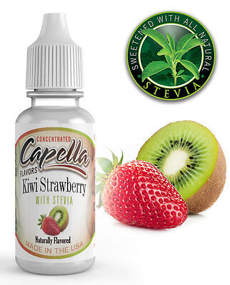 Capella Flavoring Kiwi Strawberry Flavor Concentrate 13ml water protein shake
