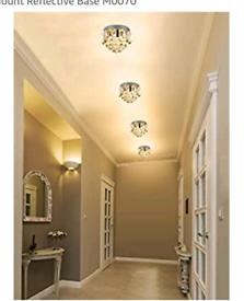 Small chandelier light