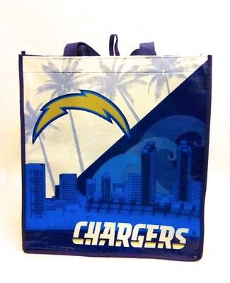 Nfl San Diego Chargers Reusable Shopping Bag