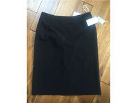 Black Skirt Size 10 -Brand New with Tags