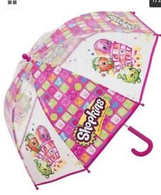 Shopkin umbrella