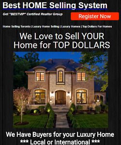 We Love to Sell YOUR Home for TOP DOLLARS **