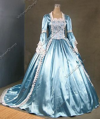 Renaissance Princess Cinderella Goddess Gown Fancy Dress Theater Costume N 150 - Renaissance Goddess
