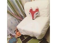 Ikea Lycksele single futon seat / bed