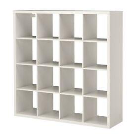 Kallax Ikea Storage 4 x 4 Unit White