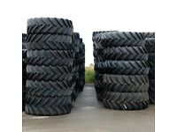 Part Worn Used Tractor Tyres - Lincolnshire's Largest Selection of Used Agricultural Tyres