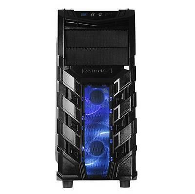 Raidmax Vortex V3 ATX-403WB No Power Supply ATX Mid Tower (Black)