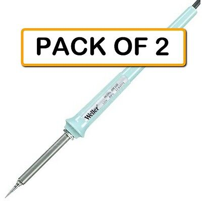 Pack Of 2 Weller Wm120 12w120v Pencil Thin Soldering Iron-special