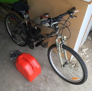 New offer! Reduced! 80cc Motorized Mountain Bike