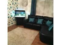 2 bed ground floor flat - home swap -