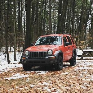 Jeep Liberty édition Rocky Mountain