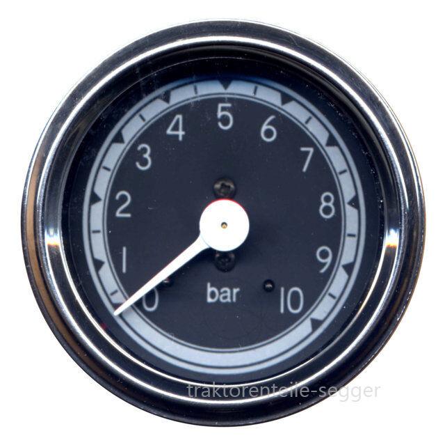 Doppeldruckmanometer UNIMOG 60 mm Druckluftbremse 254 Foto 1