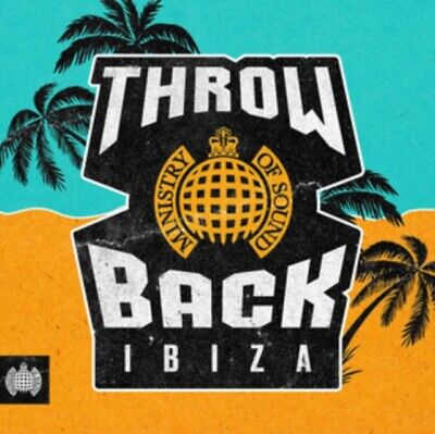 Ministry of Sound - Throwback Ibiza (3 CD) Various Artists - NEW SEALED