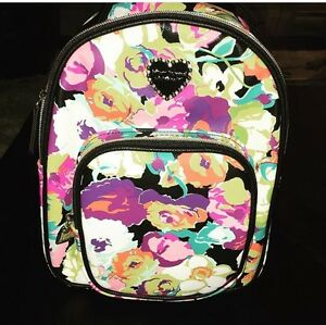 Betsy Johnson mini backpack