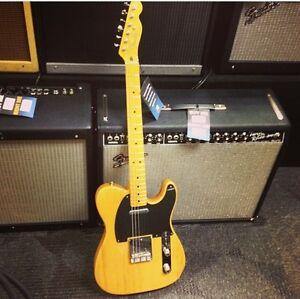 Fender 52' RI Telecaster (Limited Edition) St. John's Newfoundland image 2