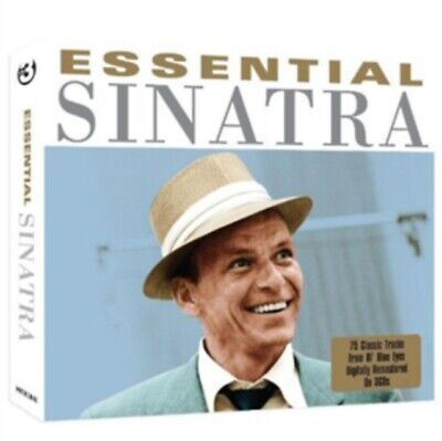Frank Sinatra Essential CD - Greatest Hits Collection - Best Of 75 Songs - 3