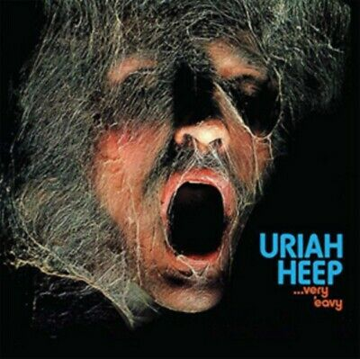 Uriah Heep Very 'eavy Very 'umble Deluxe Edition Remastered 2 CD Digipak NEW
