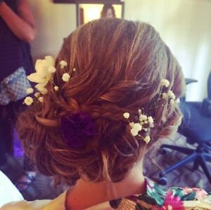 Hairstylist for your wedding day Stratford Kitchener Area image 4