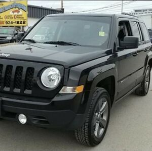 2015 Jeep Patriot High Altitude heated/leather seats sunroof 4x4