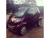SMART fortwo 2DR AUTO 0.7 2005