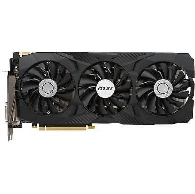MSI NVIDIA GeForce GTX 1080 Ti DUKE OC 11GB GDDR5X DVI/2HDMI/2DisplayPort pci-e