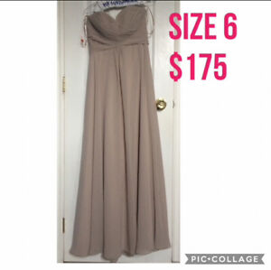 Bridesmaid Dress Buy Or Sell Used Or New Clothing Online In Canada