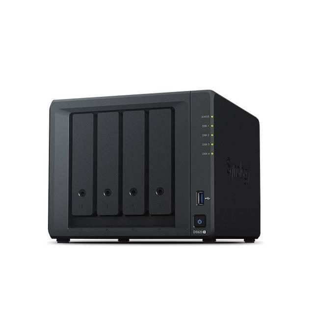 Synology DiskStation DS920+ 4-Bay Desktop NAS