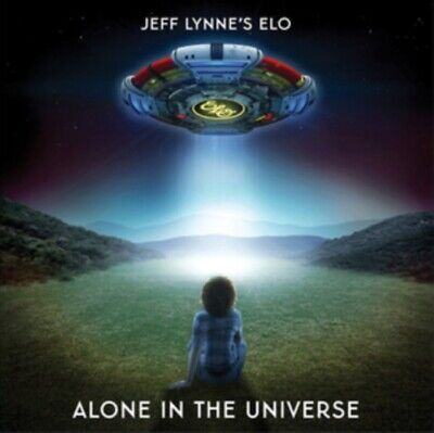 Jeff Lynne's Elo - Alone In The Universe CD *NEW & SEALED*
