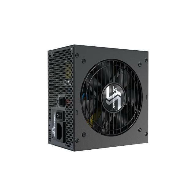 Seasonic FOCUS GX-1000, 1000W 80+ Gold, Full-Modular, Fan Control in Fanless,
