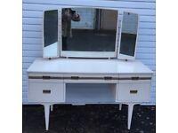 Midcentury 1960's Teak Dressing Table/Dresser - Vintage - Retro