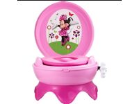 Minnie Mouse potty brand new in box