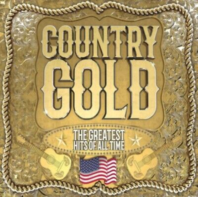 Country Gold - The Greatest Hits of All Time (CD ALBUM) 3x CD NEW & SEALED