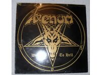 VENOM: WELCOME TO HELL. 1981 HEAVY METAL RELEASE. £42.99 OVNO