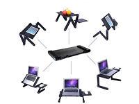 Laptop Travel Desk (Foldable) £17. Also functions as laptop raiser or TV dinner tray
