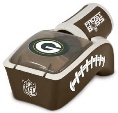 Green Bay Packers Frost Boss Can Cooler [NEW] NFL Tailgate Party Drink Beer - Packers Tailgate Party