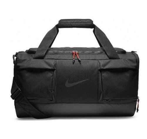 "NIKE Duffel Bag    Color Black    Size - 24""L x 10""W x 12""H    ***NEW***"